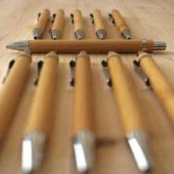 Bambusové perá s potlačou